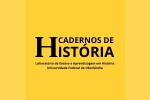 Cadernos de HIstoria UFU3 História