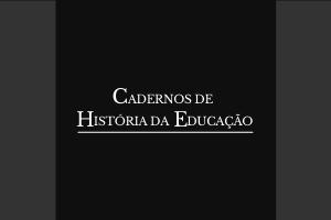 Cadernos de Historia da Educacao 2 História da Educação