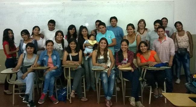 Comunidad Estudiantil Universitaria de Pueblos Originarios 2016 Culturas
