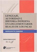 ZAMORA M Lenguage autoridad e historia indígena Autoridad e historia