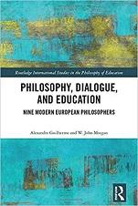 GUILHERME e MORGAN Philosophy dialogue and education