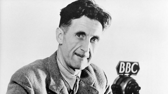 ORWELL George TOPO Getty Images