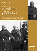 FOERSTER R Pactos de sumision o actos de rebelion rebelión