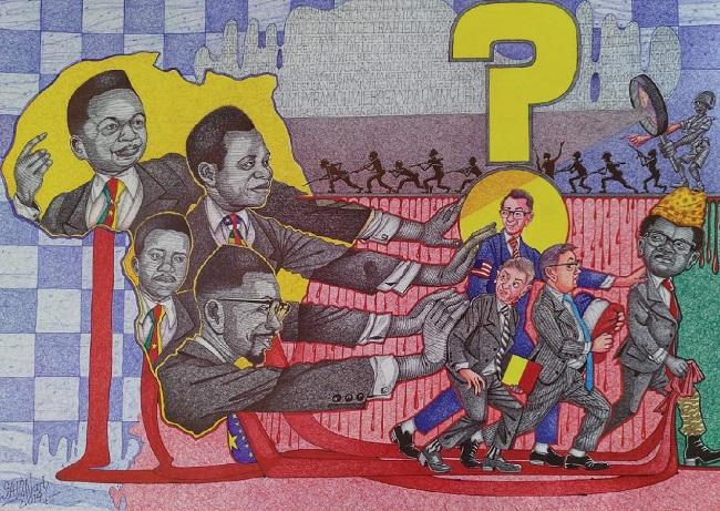 RAMONDY K Leaders assanines DETALHE Leaders assassiné