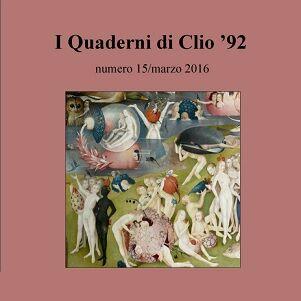 Quaderni di Clio e1609469129151 Clio