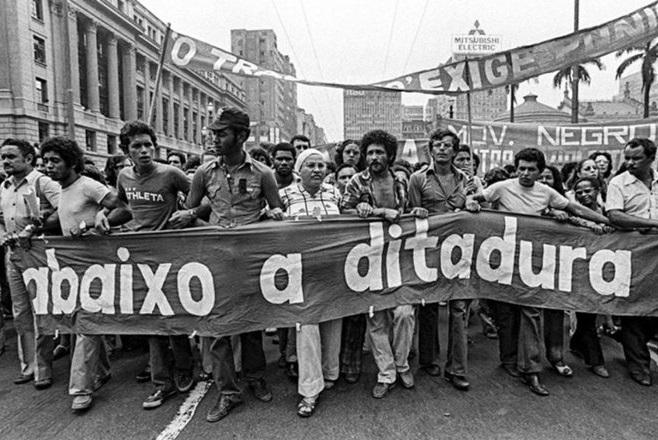 Ditadura Militar Abaixo a ditadura UOL Ditadura Militar
