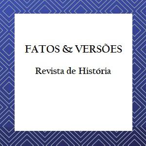 Fato Versoes Revista de Historia Fato & Versões