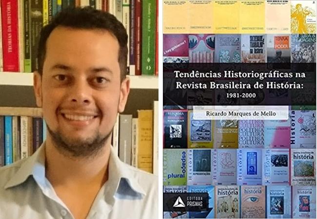 MELLO R M Tendencias Historiograficas na RBH Tendências Historiográficas na Revista Brasileira de História