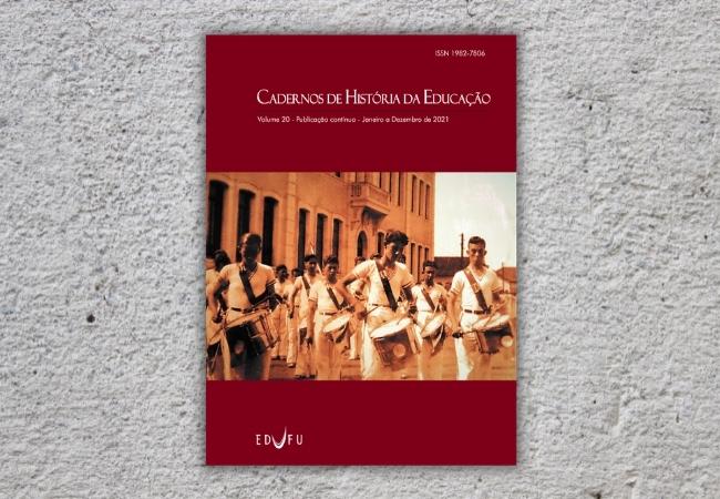 Cadernos de Historia da Educacao História da Educação (UFU)