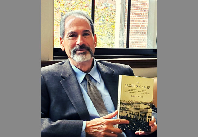 NEEDELL Jeff1 The Sacred Cause: The Abolitionist Movement