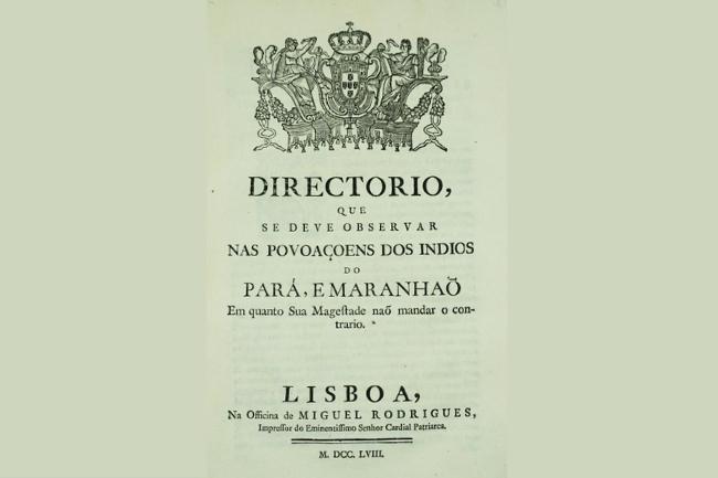 Diretorio dos Indios Diretório dos Índios