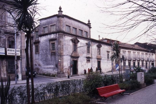 Recolhimento Santa Matalena Braga Trabalho
