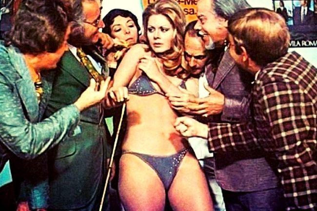 Vera Fischer2 Pornochanchada Cinema brasileiro