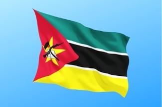 Bandeira de Mocambique Conversas curriculares Brasil – Moçambique