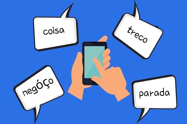 Coisa Negoco Celular Linguística Aplicada na modernidade recente