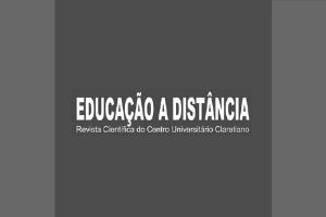 Educacao a Distancia CLARETIANO Educação a Distância   CUC   2011