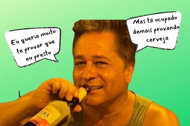 Leandro Medindo as palavras