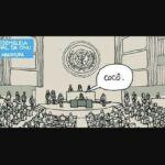Discurso de Bolsonaro na ONU Laerte História Pública