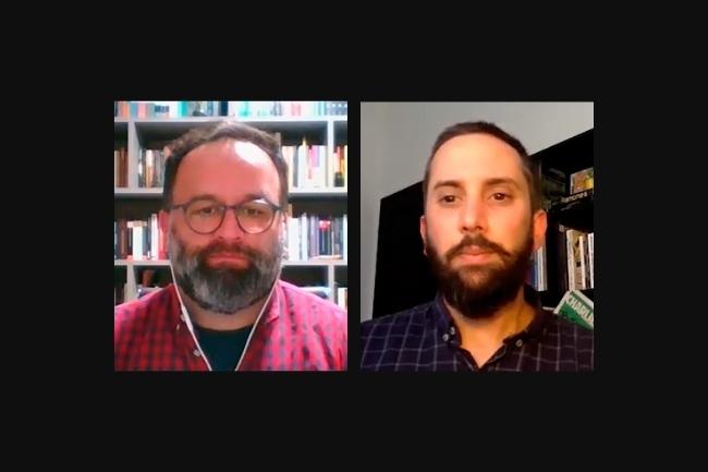 Leandro Goncalves e Odilon Caldeira Fascismo