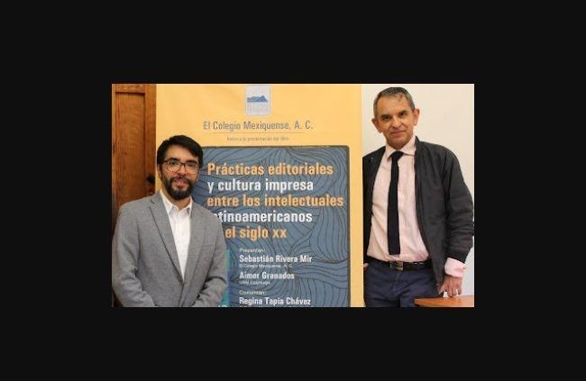 Sebastian Mir e Aimer Granados2 Prácticas editoriales y cultura impresa